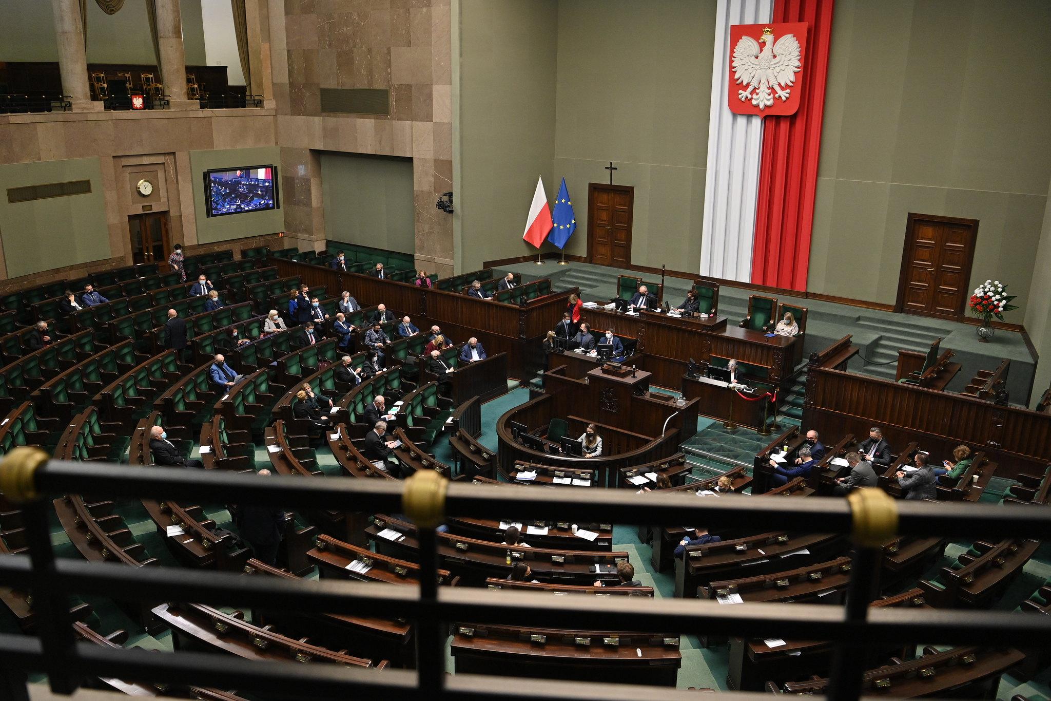 Fot. Kancelaria Sejmu/Łukasz Błasikiewicz